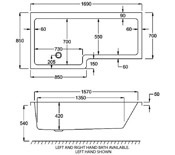 Technical drawing QS-V38483 / Q4-02205