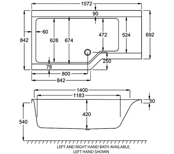 Technical drawing QS-V9182 / Q4-02427