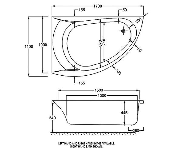Technical drawing QS-V34585 / Q4-02240