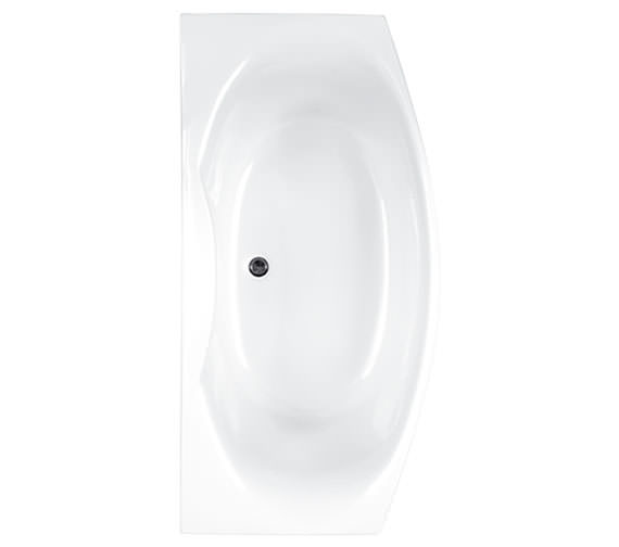 Carron Mistral 5mm Acrylic Bath 1800 x 700-900mm