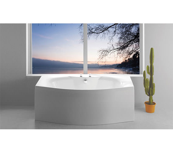 Carron Mistral 5mm Acrylic Bath 1800 x 700-900mm
