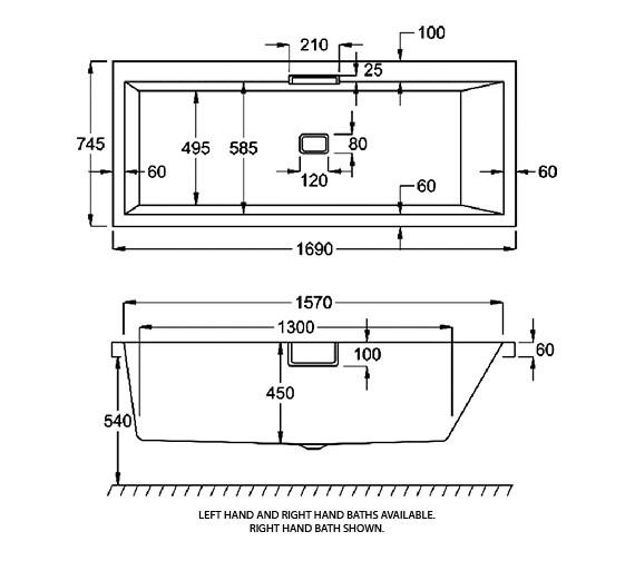 Technical drawing QS-V34771 / Q4-02409