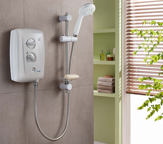 Triton T80Z Fast Fit Electric Shower 7.5KW - SP8007ZFF