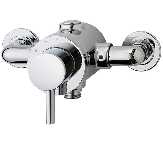 Triton Elina Single Lever TMV3 Exposed Mixer Shower