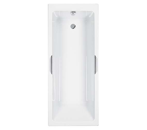 Carron Quantum Integra Eco 1700 x 700mm Carronite Bath - EX-DISPLAY