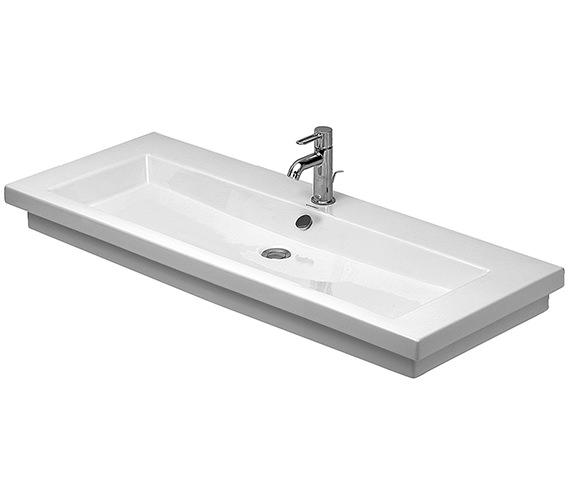 Duravit 2nd Floor 1200 x 505mm Washbasin