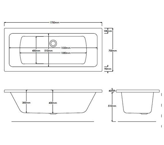 Technical drawing QS-V19264 / 024722000