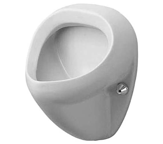 Duravit Urinal Bill With Concealed Inlet 360 x 355mm - 0851350000