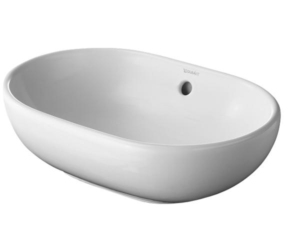 Duravit Bathroom Foster 495 x 350mm Countertop Wash Bowl - 335500000