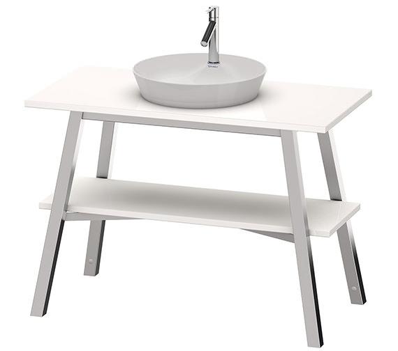 Additional image of Duravit Cape Cod Floor Standing Furniture Unit