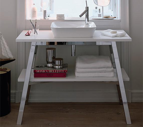 Alternate image of Duravit Cape Cod Floor Standing Furniture Unit