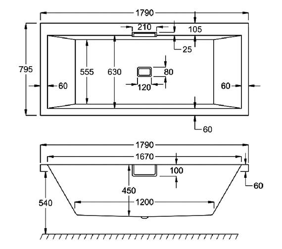 Technical drawing QS-V9175 / Q4-02410