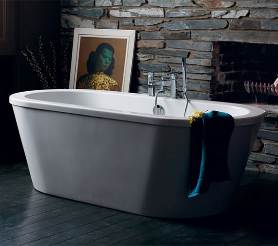 Britton Nouveau 1780mm Freestanding Modern Bath