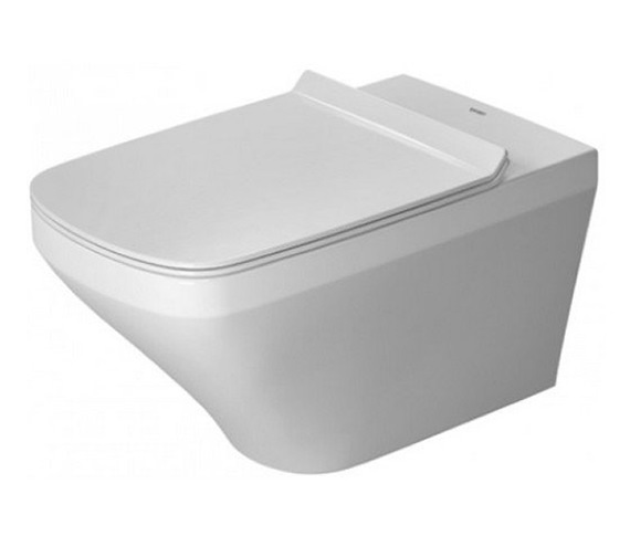 Duravit DuraStyle 370 x 620mm Wall Mounted Rimless Toilet