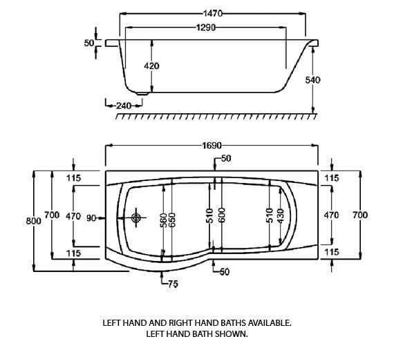 Technical drawing QS-V34543 / Q4-02075