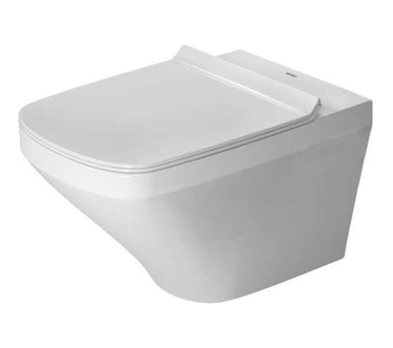 Duravit DuraStyle 370 x 540mm Wall Mounted Rimless Toilet