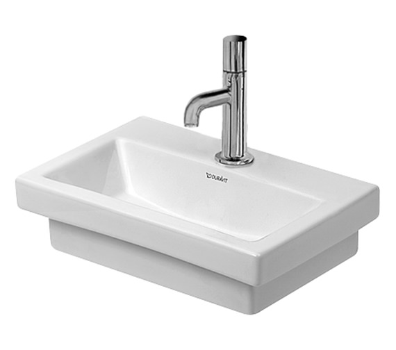 Duravit 2nd Floor 400 x 300mm Handrinse Basin - 790400000