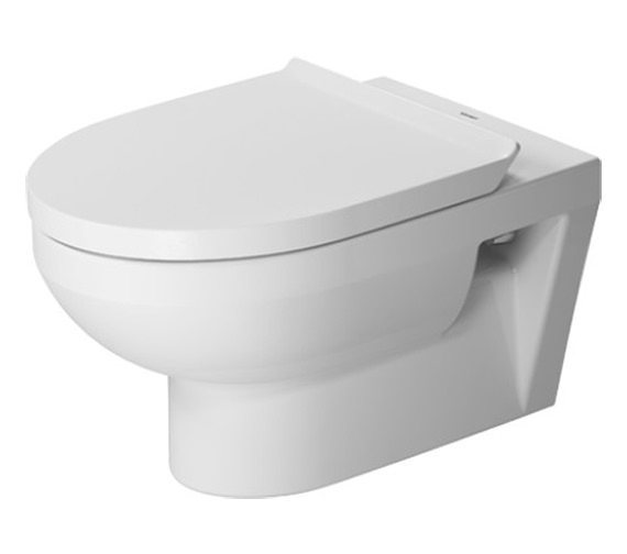 Duravit DuraStyle 365 x 540mm Wall Mounted Basic Rimless Toilet