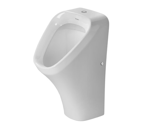 Duravit DuraStyle 300 x 340mm Urinal With Visible Inlet