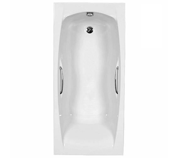 Carron Imperial Single Ended Twin Grip Acrylic Bath 5mm - 1675 x 700mm