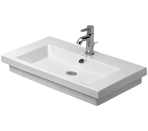 Duravit 2nd Floor 700 x 460mm Washbasin