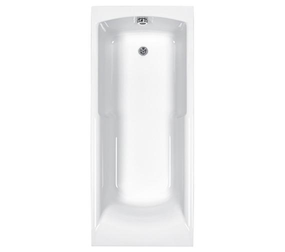 Carron Axis Single Ended Acrylic Bath 1600 x 700mm - 5mm