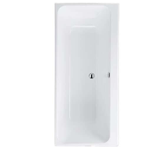 Carron Profile Double Ended 5mm Acrylic Bath 1700 x 700mm