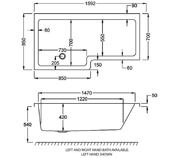 Technical drawing QS-V12175 / Q4-02386