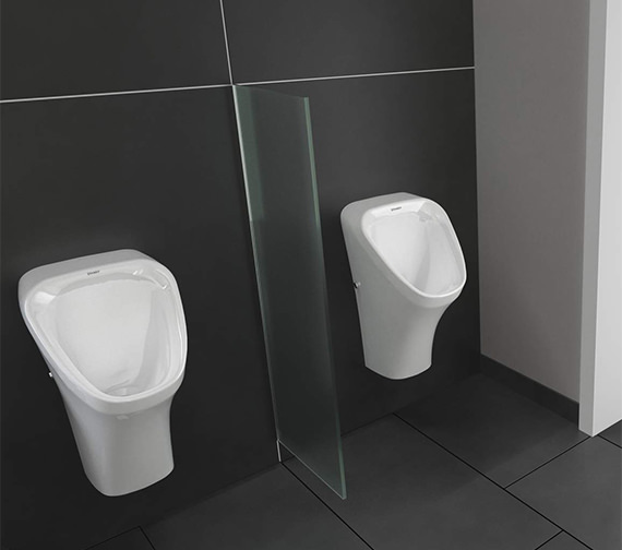 Duravit DuraStyle 300 x 340mm Waterless - Dry Urinal