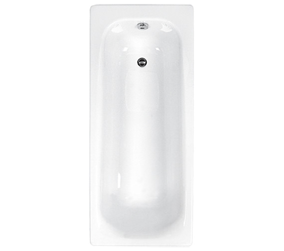 Carron Britannia Classic Deep Single Ended 5mm Acrylic Bath 1700 x 750mm