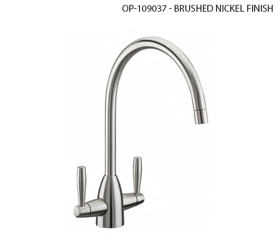 Additional image of Tre Mercati Enzo Mono Sink Mixer Tap