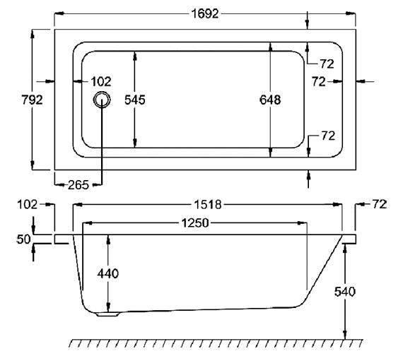 Technical drawing QS-V19631 / Q4-02149