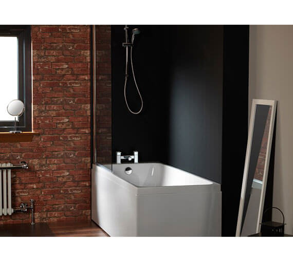 Carron Profile Single Ended 5mm Acrylic Bath 1500 x 700mm