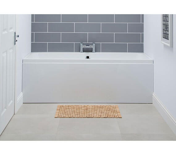 Carron Profile Double Ended 5mm Acrylic Bath 1700 x 700mm