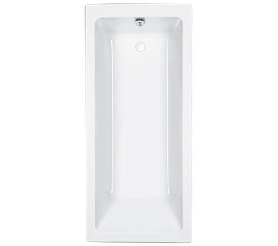 Carron Quantum Single Ended 5mm Acrylic Bath 1600 X 700mm Q4 02143