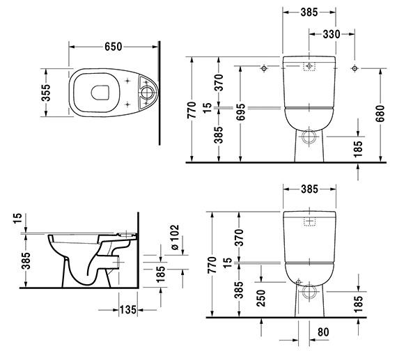 Technical drawing QS-V49431 / 21110900002