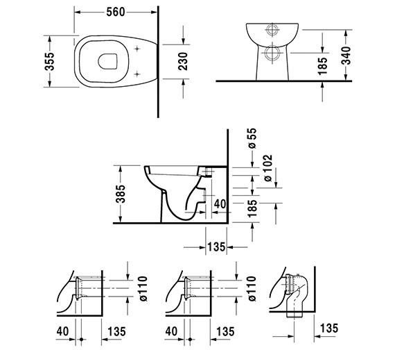 Technical drawing QS-V49430 / 21150900002