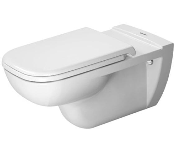 Duravit D-Code 700mm Wall Mounted Toilet