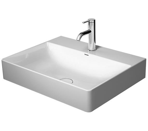 Duravit DuraSquare 600mm Washbasin