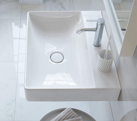 Duravit DuraSquare 600mm Washbasin