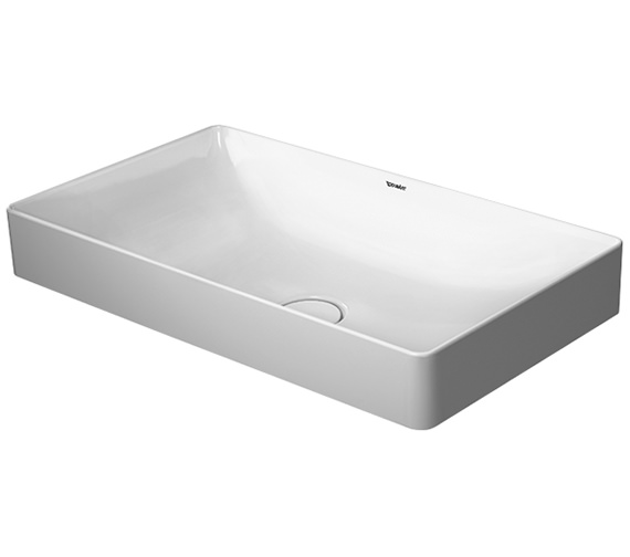 Duravit DuraSquare 600mm Ground Washbowl