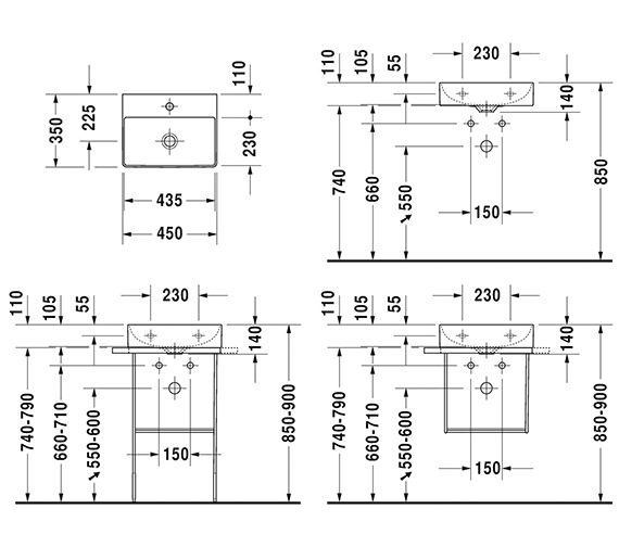 Technical drawing QS-V33573 / 0732450070