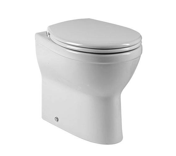 Roper Rhodes Minerva Comfort Height Back To Wall WC Pan