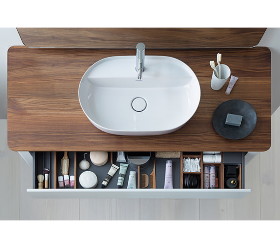 Alternate image of Duravit Luv Counter Top Wash Bowl