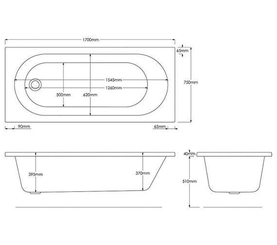 Technical drawing QS-V59927 /