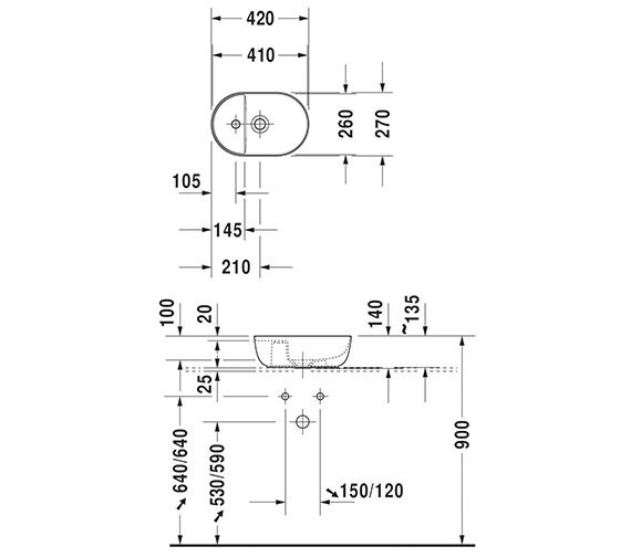 Technical drawing QS-V33533 / 0381420000