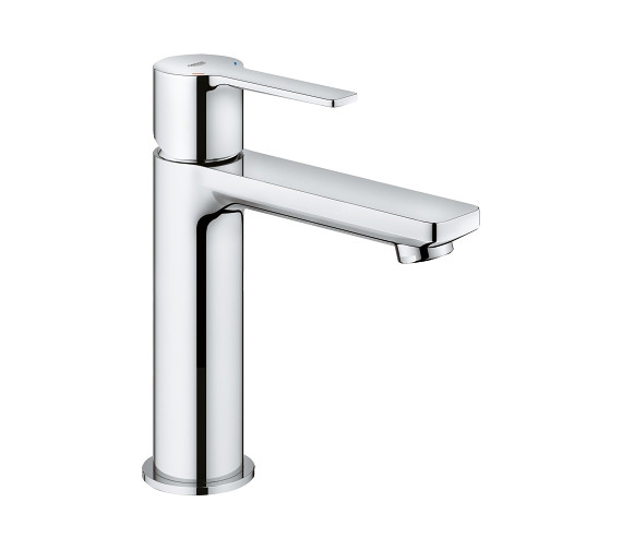 Grohe Lineare Half inch S Size Chrome Basin Mixer Tap With Pop Up Waste