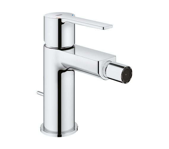 Grohe Lineare S Size Half Inch Chrome Bider Mixer Tap With PopUp Waste