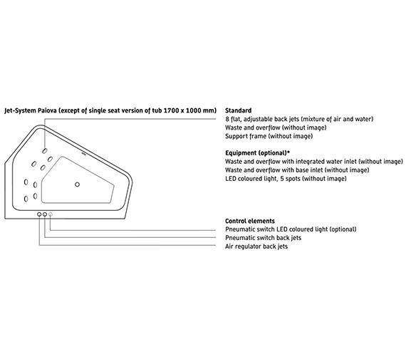 Additional image for QS-V50342 Duravit - 760392000JS1000
