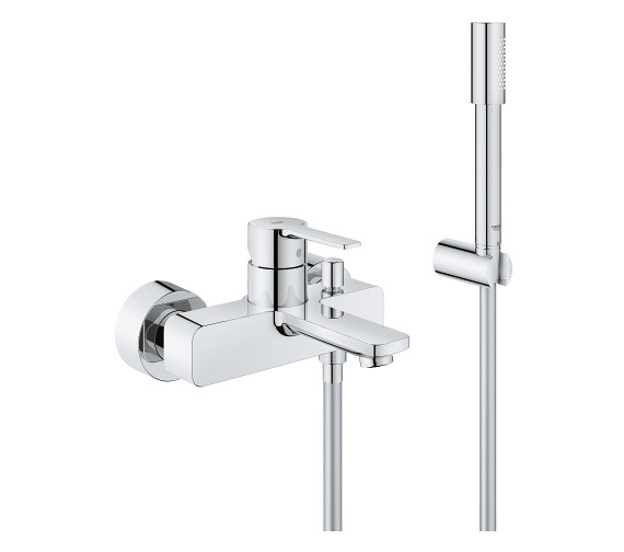 Grohe Lineare 1-2 Inch Single Lever Bath Shower Mixer Tap